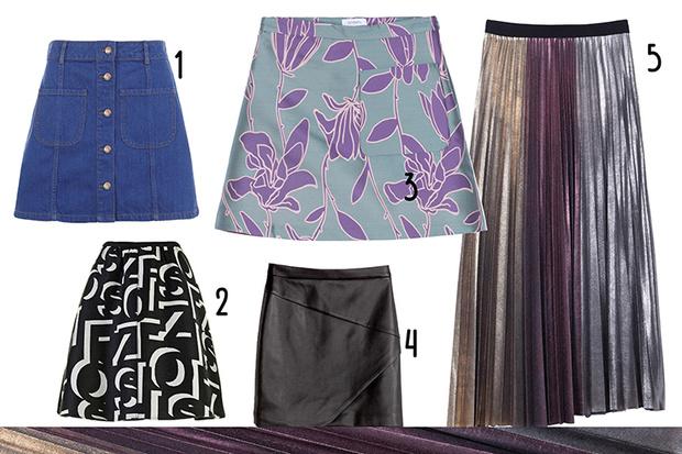Фото №3 - Топ-15: Весенние юбки