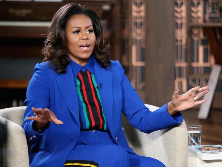 Фото №1 - Исповедь Мишель Обама: трудности в браке с Бараком и другие откровения Первой леди