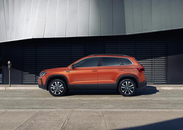 Фото №2 - Щелчок «Таоса»— Volkswagen представил еще один внедорожник для России