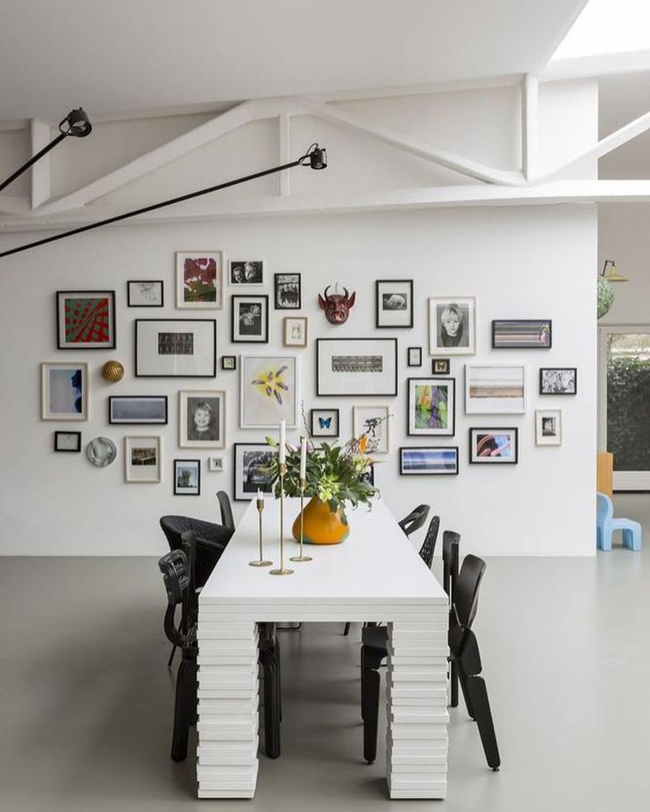 Фото №1 - Чем украсить пустую стену: 10 идей и лайхаков