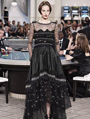Фото №63 - Неделя Высокой моды в Париже: Chanel FW2015/16