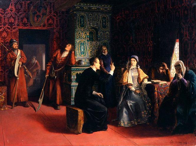Фото №5 - Проклятие дома Романовых: как российская лже-царица предсказала страшный конец династии