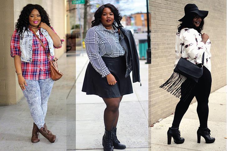 Фото №3 - Полные блогеры, у которых нет проблем с самооценкой