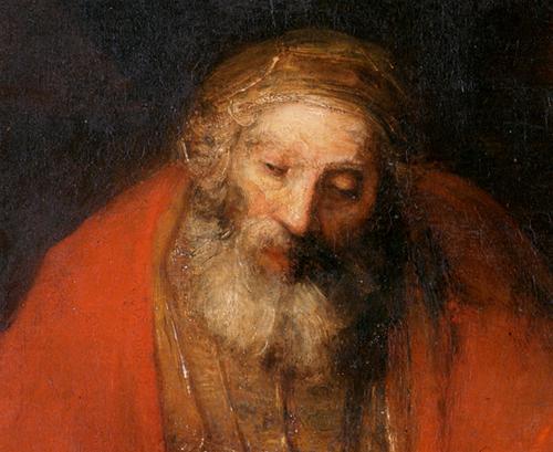 Фото №3 - Цвет любви: 9 загадок картины Рембрандта «Возвращение блудного сына»