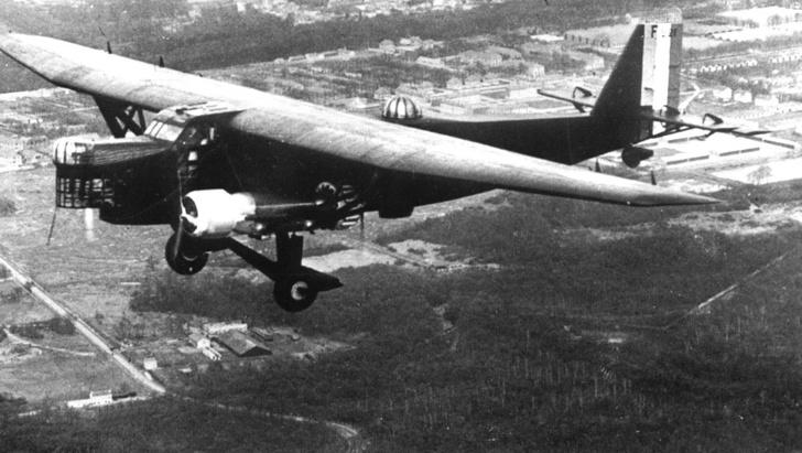 Фото №7 - «Вот уроды...»: 12 самых страшных самолетов XX века