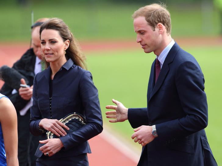 Фото №4 - 10 милых и забавных фото, доказывающих, что Кейт и Уильям— обычная семейная пара
