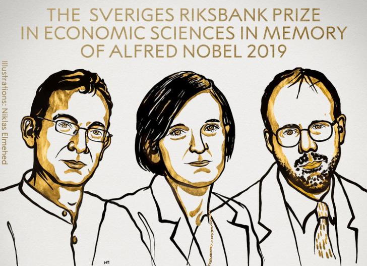 Фото №1 - Нобелевскую премию по экономике присудили за борьбу с бедностью