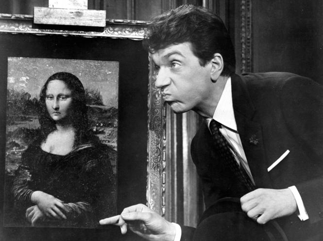 Фото №4 - 7 тайн знаменитой «Моны Лизы» Леонардо да Винчи