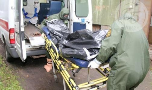 Фото №1 - В Боткинской больнице подготовились на случай смерти пациента от лихорадки Эбола