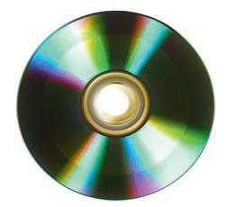 Фото №1 - Почему компакт-диски так переливаются?
