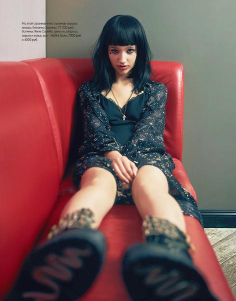 Фото №5 - «Я гениальна»: Лиза Анохина— о трендах в TikTok, популярности и хейте