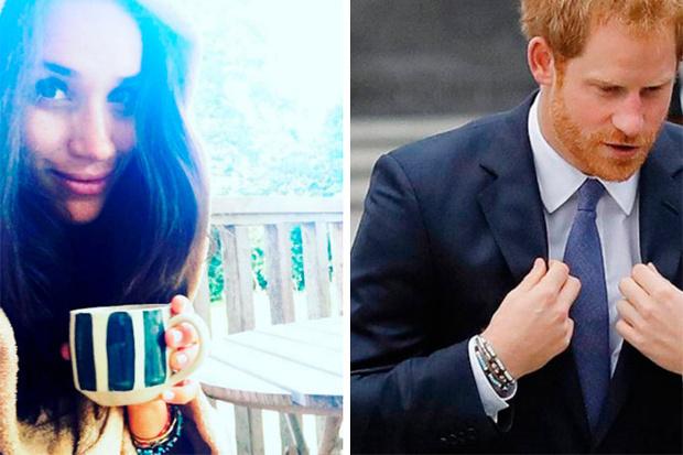 Фото №4 - Как развивался роман принца Гарри и Меган Маркл