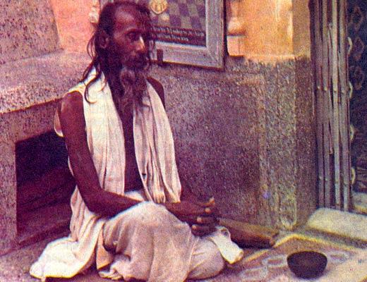 Фото №1 - В Пури, у бога Джаганнатха