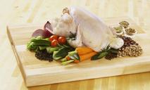 Курица с овощами в духовке: лучший рецепт. Вторые блюда