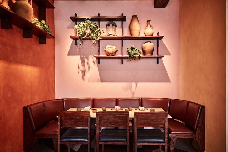 Фото №4 - Мексиканский ресторан Kol в Лондоне