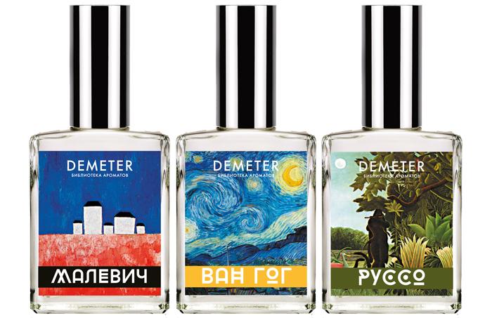 Demeter Fragrance Library, «Великие Модернисты»