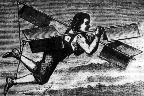 Фото №1 - «Взять — и полететь…»