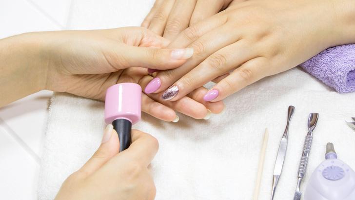 Как убрать гель с ногтей в домашних условиях