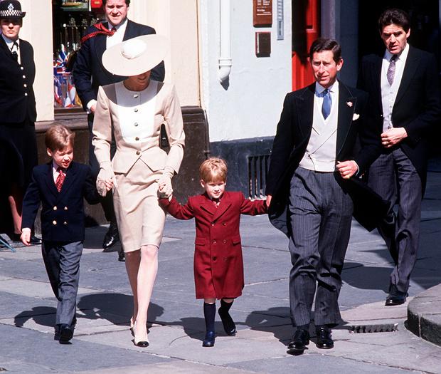 Фото №47 - Принц Уильям: история в фотографиях