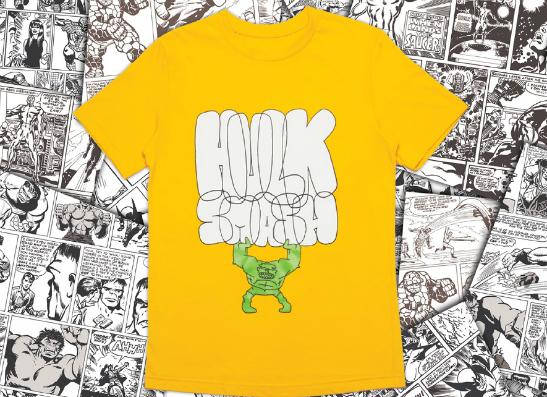 Фото №1 - Kixbox представил коллекцию футболок с героями MARVEL