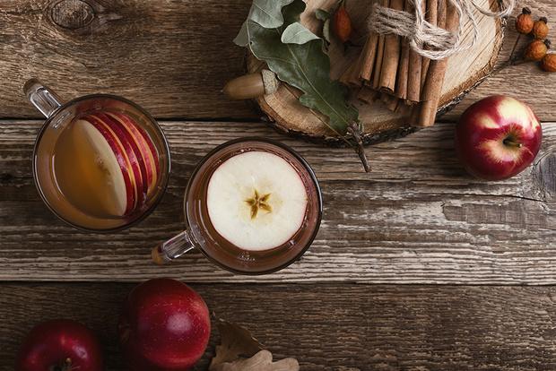 Фото №2 - Вкус зимней сказки: 3 простых рецепта согревающих напитков