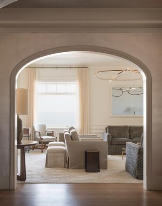 Фото №7 - Новая классика: элегантная квартира в Сан-Франциско