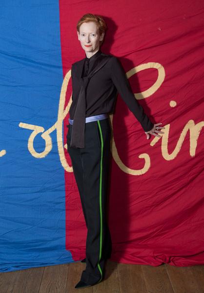 Фото №11 - Тильда Суинтон совершила первый в жизни модный провал
