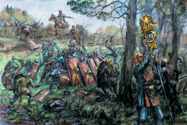 Фото №1 - Вар, верни легионы!