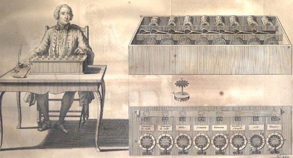 Фото №4 - Цифровая мельница XVII века