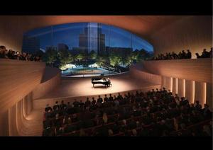 Фото №3 - В Екатеринбурге показали обновленный проект Свердловской филармонии