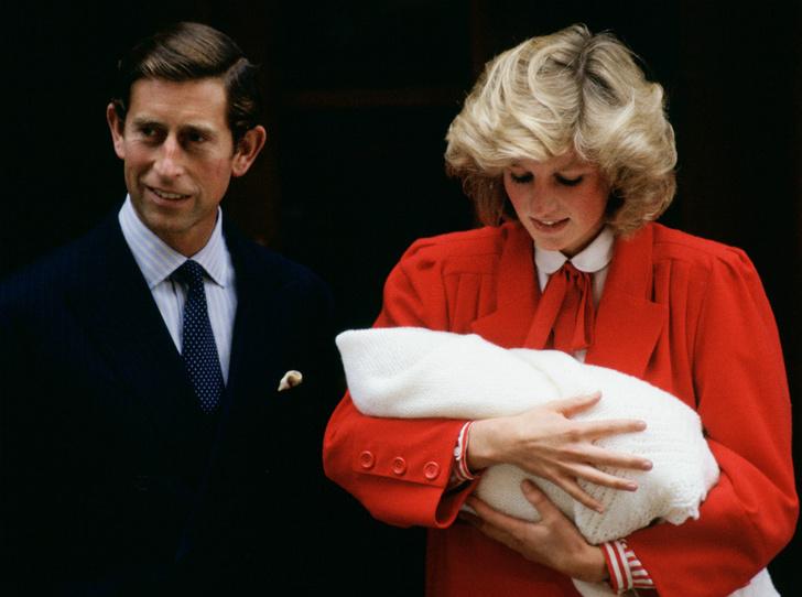 Фото №1 - Почему принцесса Диана скрывала пол Гарри во время беременности