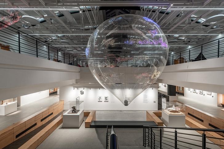 Фото №7 - В Петербурге открылась выставка южнокорейской художницы Ли Бул