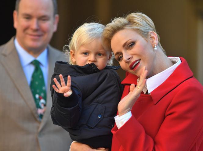 Фото №4 - Князь Альбер II и княгиня Шарлен хотят отметить столетие