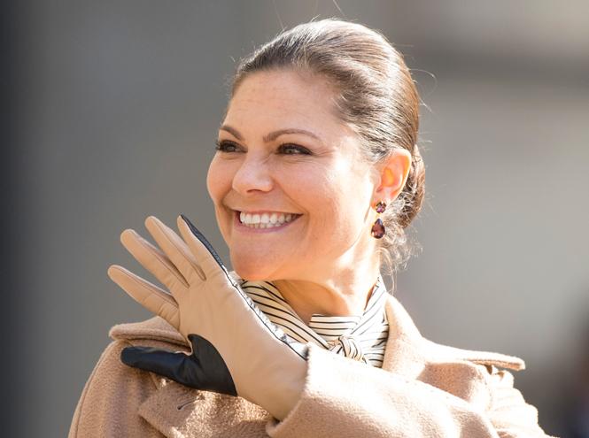 Фото №4 - Кронпринцесса Виктория: королева шведских сердец