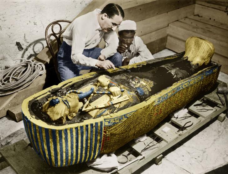 Фото №1 - «Умер и был похоронен»: жизнь, смерть и неразгаданные тайны Тутанхамона