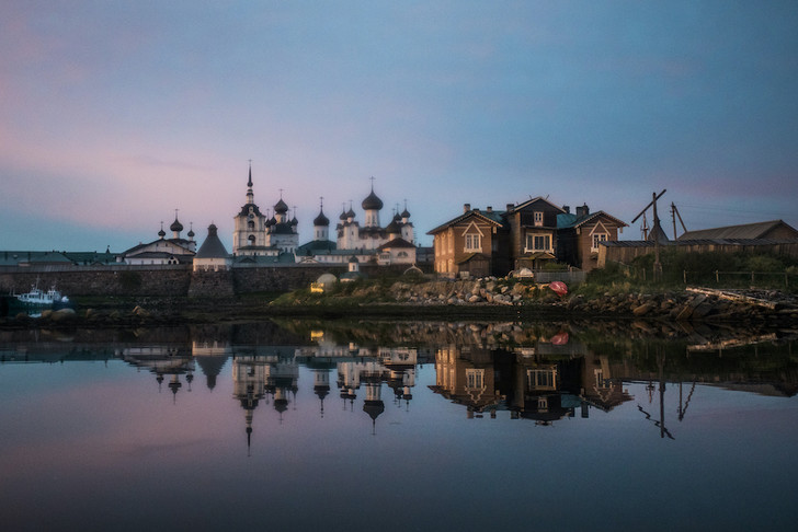 Фото №5 - Суровое очарование Соловков: 15 секретов заповедного архипелага