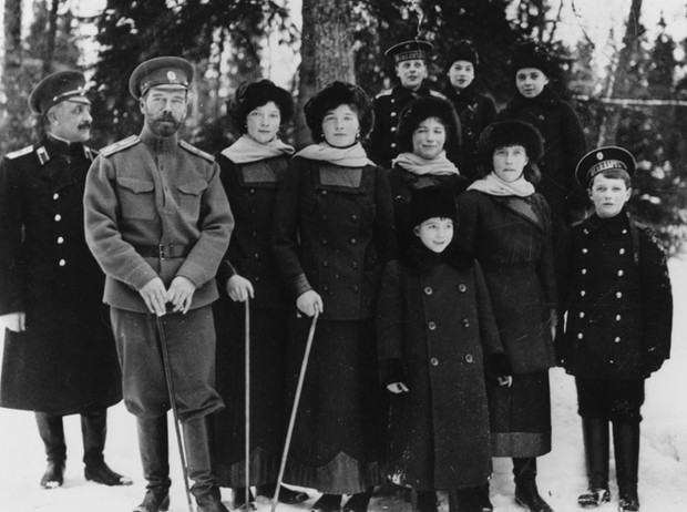 Фото №6 - Спасти царскую семью: почему Георг V отказал в помощи своему кузену Николаю II?