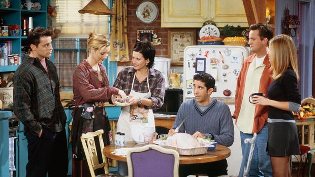 Герои сериала «Друзья» вновь возвращаются на телеэкраны