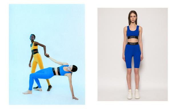 Фото №1 - Где искать красивую и функциональную форму для йоги?
