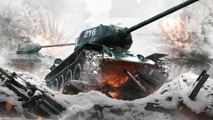 Фото №1 - Почему Т-34 считают лучшим танком Второй мировой, если его легко пробивали «Тигр» и «Пантера»