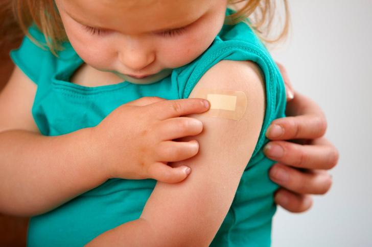 прививка от краснухи детям