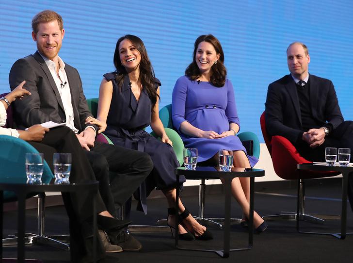 Фото №5 - Почему Меган Маркл так важна для принца Уильяма