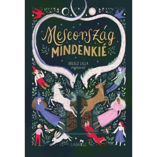 Фото №1 - Толерантность на максималках: в Венгрии выпустили сборник сказок про темнокожую Белоснежку и Золушку-гея