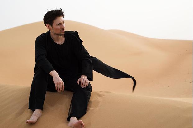 Фото №2 - Как выглядит сейчас Павел Дуров, который приехал в Москву