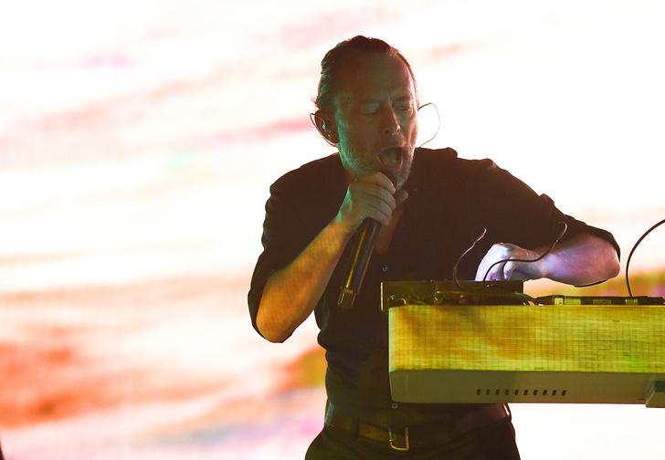 Фото №1 - Radiohead открыли «публичную онлайн-библиотеку» со своими редкими записями, плакатами и промоматериалами