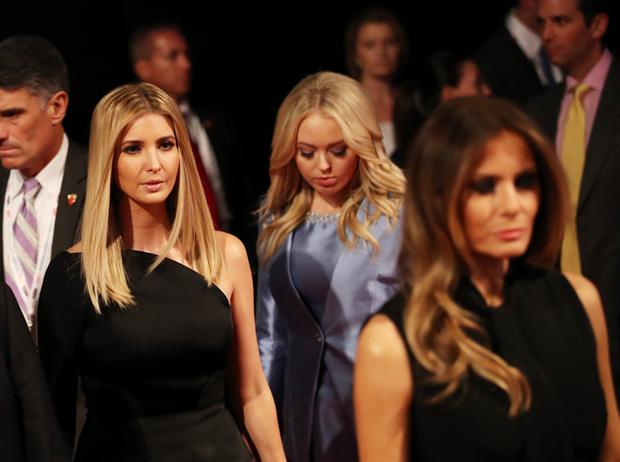 Фото №16 - Тиффани Трамп: «забытая» дочь Дональда Трампа