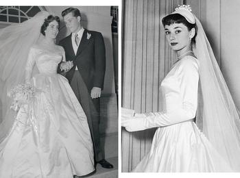 По расчету: культовые свадебные платья звезд, выставленные на торги
