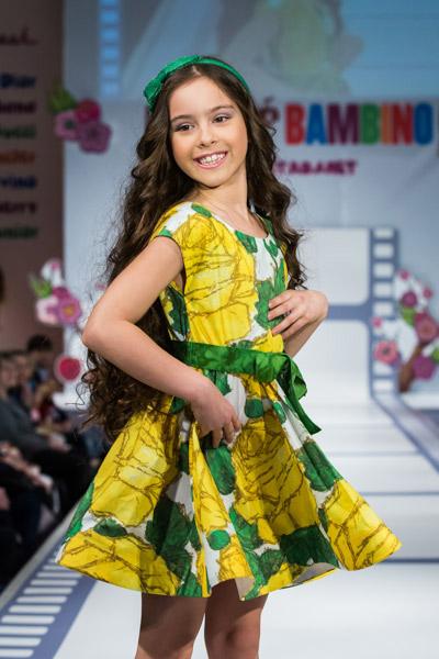 Фото №1 - Неделю моды BOSCOSFASHIONWEEK 2015 открыли детские показы