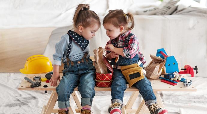 Почему дети не хотят делиться?