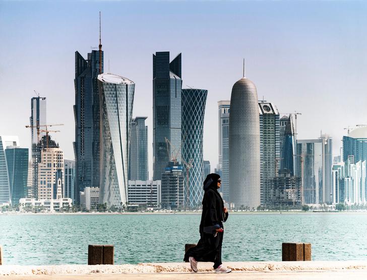 Фото №1 - Катар: настоящее будущее